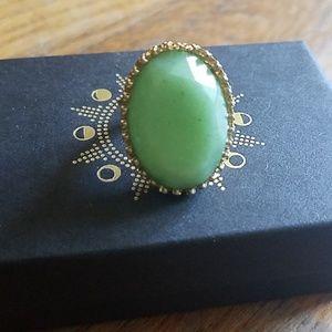 Anthro| Jade Ring